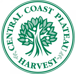 Central Coast Plateau Harvest Logo